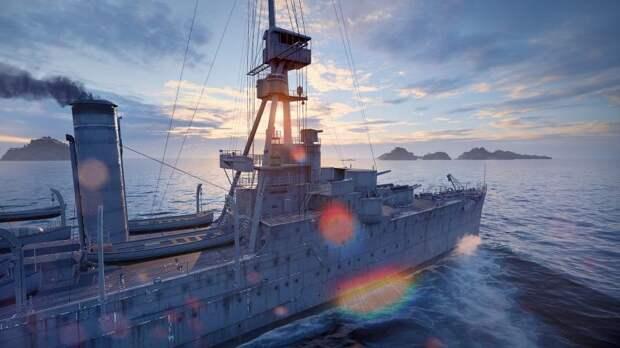 Обзор World of Warships: Legends — «пекабоярам» на зависть