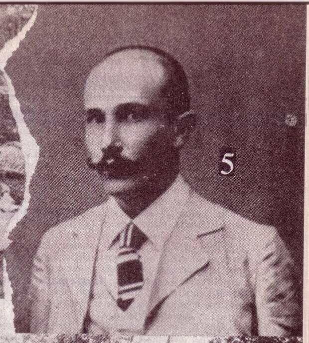 Багровый след. Борис Савинков. В 2-х частях