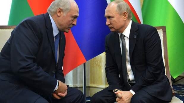 """""""Ни на чём не настаиваю, ничего не прошу"""": Скромный Лукашенко объяснил, чего ждёт от Путина"""