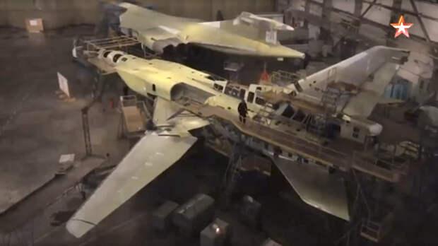Ту-22М3М показали изнутри