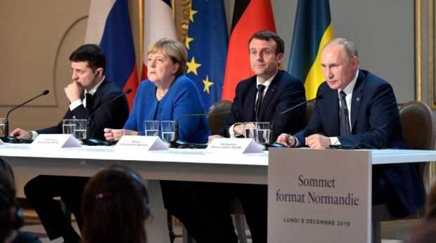 На Украине испугались встречи личной Зеленского с Путиным