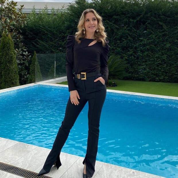 Юлия Ковальчук: «Я не жестокая мать, но лишить дочку вкусняшек могу»