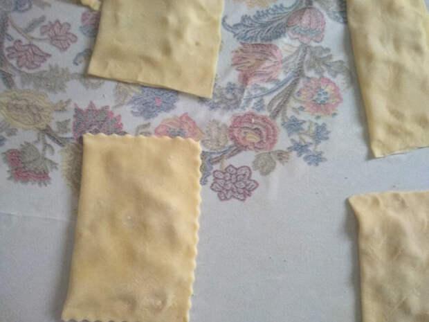 """Узбекские пирожки """"вараки"""" из чего делают и с чем едят"""