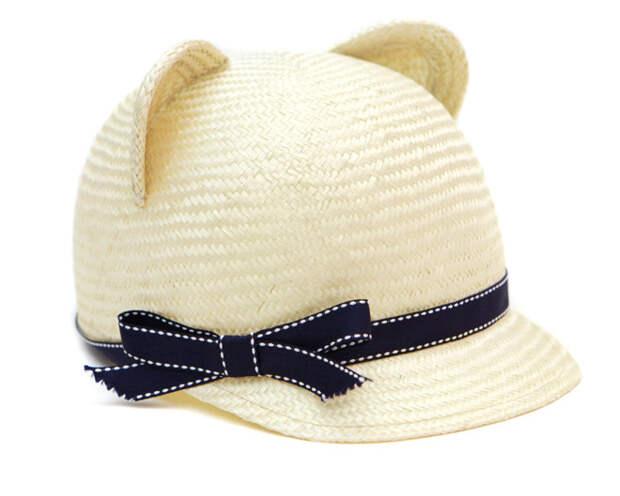 Соломенная шляпа Lilia Fisher, 5500 р.