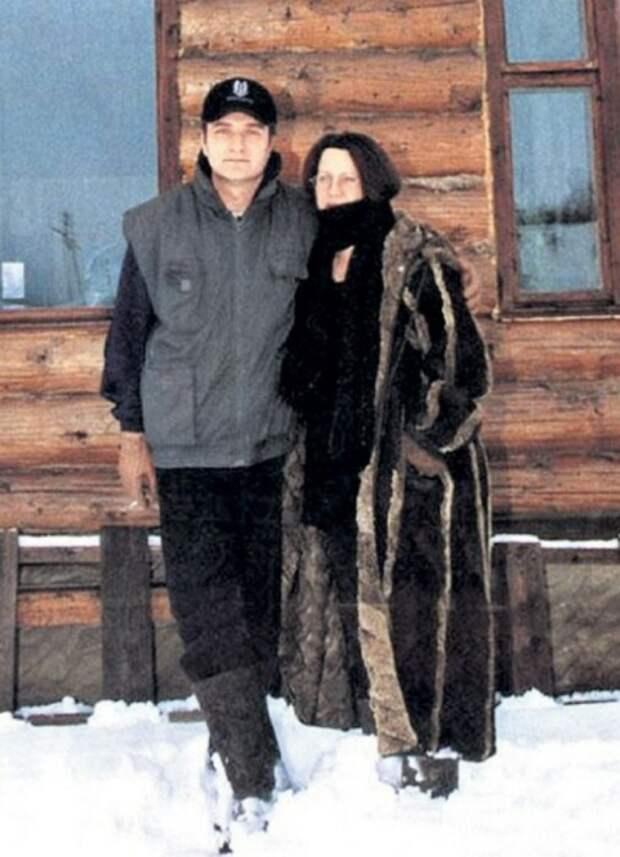 Александр Балуев и Мария Урбановская. / Фото: www.tocrypto.ru