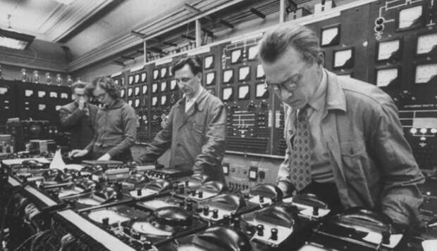 Научная жизнь в СССР била ключом.
