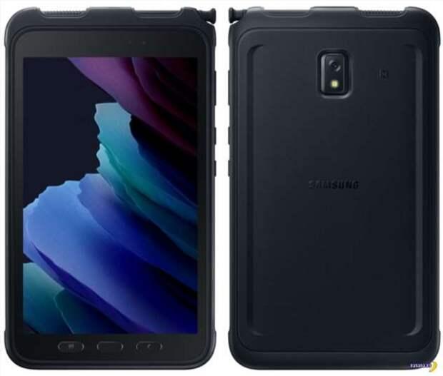 Бессмертный планшет Galaxy Tab Active3