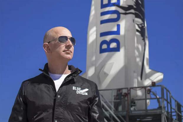 Самый богатый человек в мире побывал в космосе