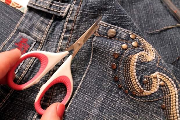как сшить фартук из джинсов (14) (560x373, 257Kb)