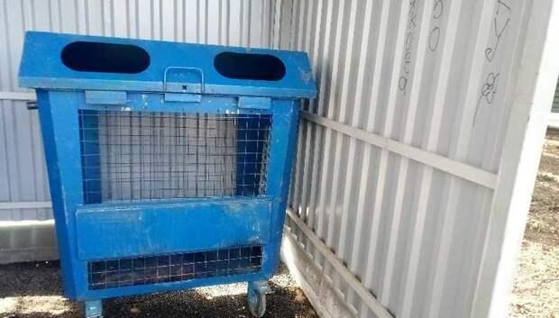 В Подмосковье проверили вывоз мусора у 10,7 тыс садоводств