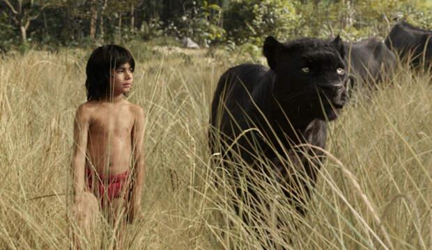 """#ПроКино. """"Книга джунглей"""": Маугли наносит новый удар"""