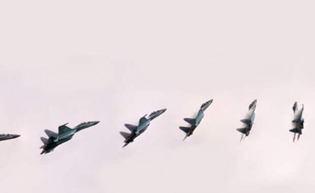Су-35 против F-22: анализ военных экспертов