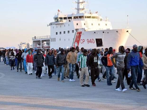 В рамках квот на беженцев в Латвию будут присылать до 1000 африканцев в год