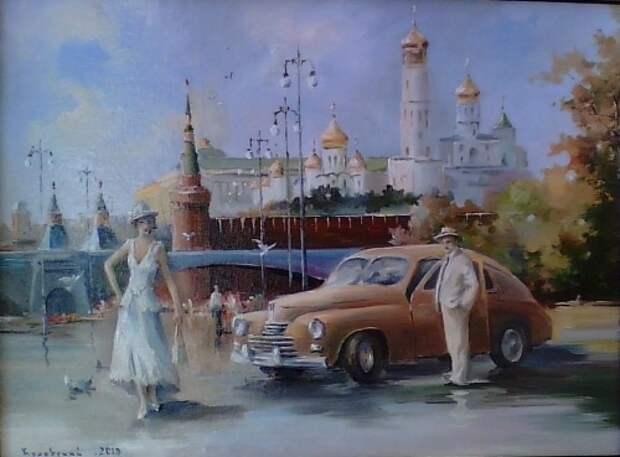 художник Владимир Краевский картины – 16