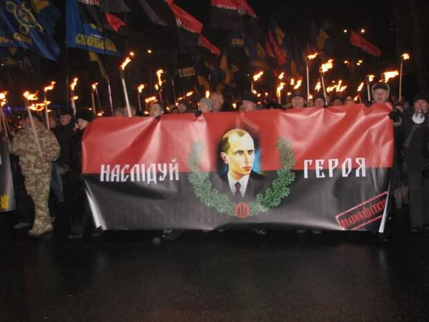Бандеровцы пообещали свое знамя над Кубанью и всем миром