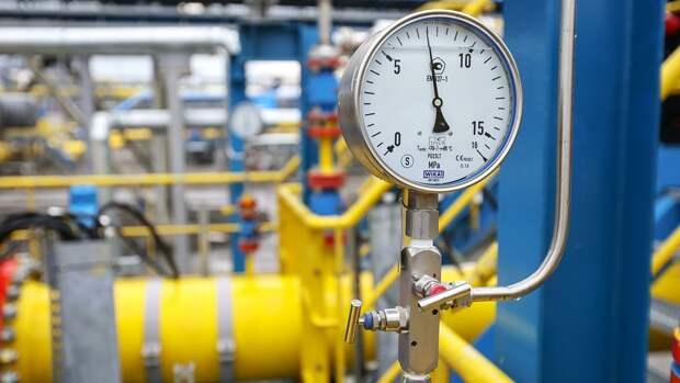 Газпром вдвое уменьшил прокачку по газопроводу Ямал-Европа из-за пожара