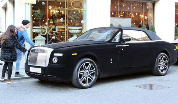 Минпромторг собирается уточнить список роскошных автомобилей