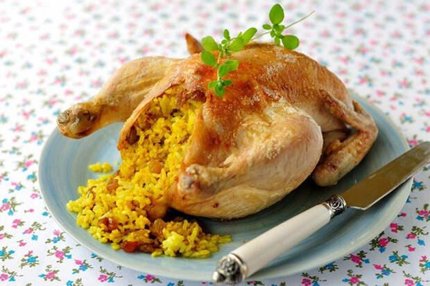 Как приготовить курицу на соли в духовке: лучшие рецепты с фото