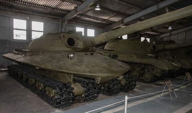 В США оценили советский танк для ядерной войны