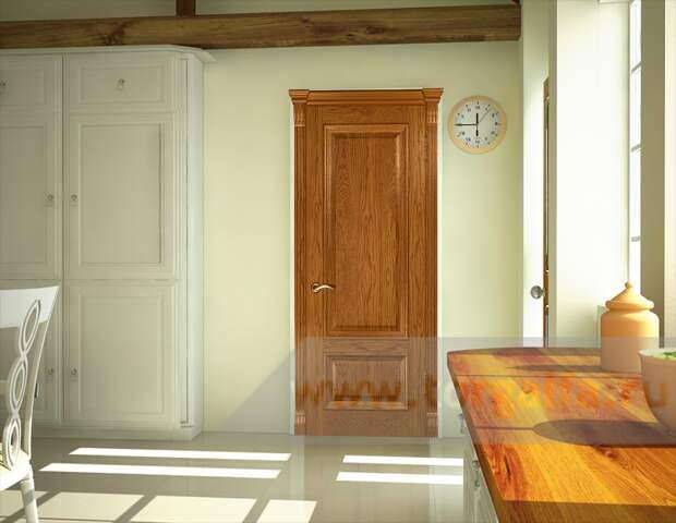 Ламинат + межкомнатные двери. Как сочетать?