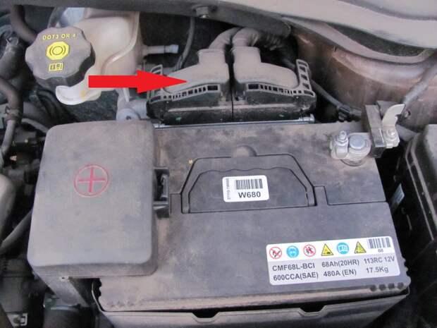 ЭБУ в автомобиле: где находится и за что отвечает