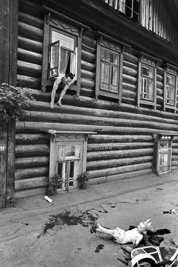 Фотограф Евгений Канаев: «Казань и казанцы в 90-е» 75