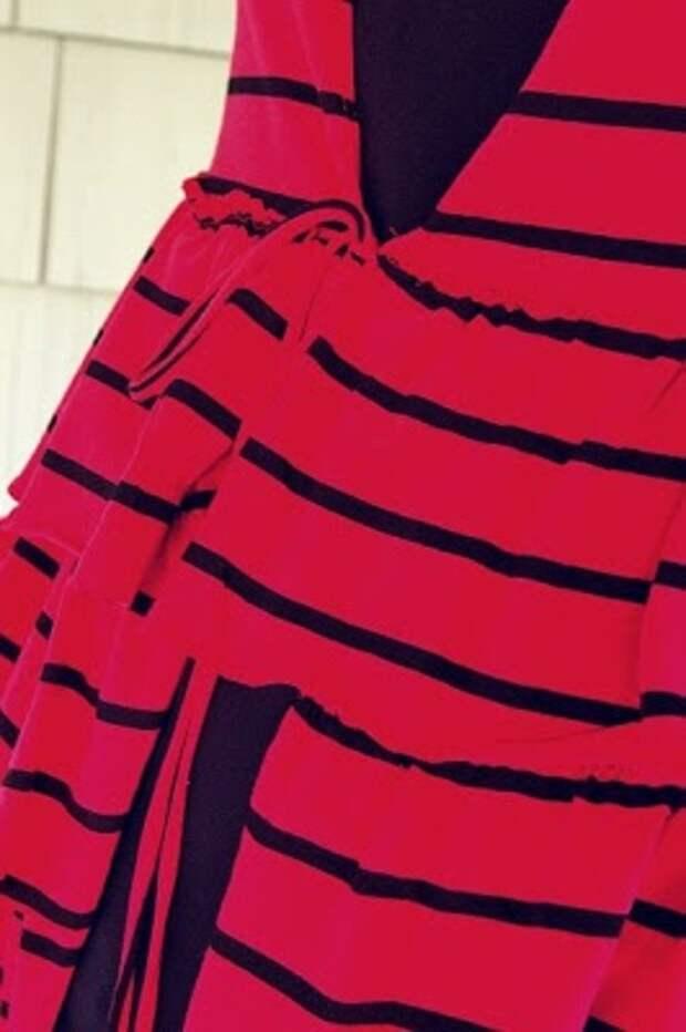 Жилет из футболки (Diy)