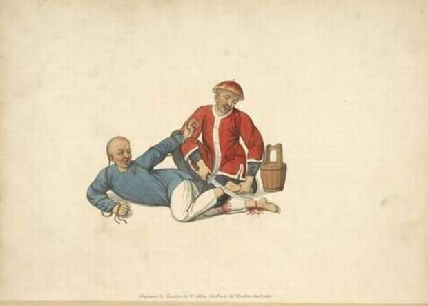 Реки крови и головы на кольях — вот что случается, если обидеть беззащитную старушку