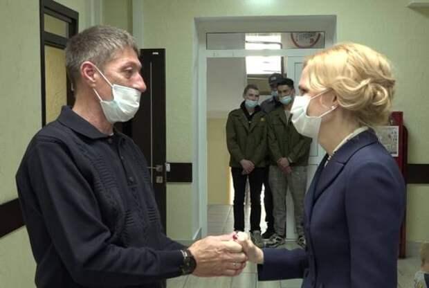 Камчатцы поблагодарили Ирину Яровую за помощь детям, пострадавшим в ДТП