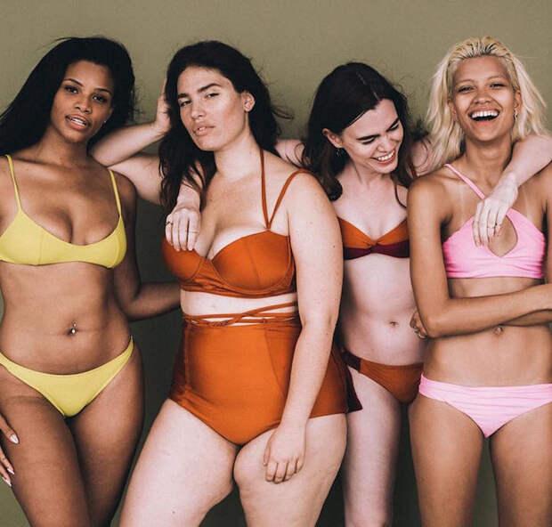 All Woman Project: все женщины прекрасны, даже если они не вписываются в модельные стандарты