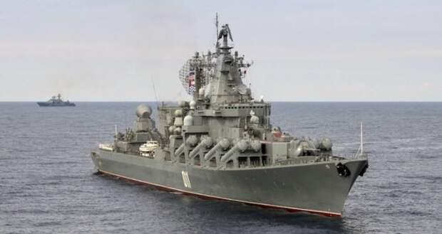 Трюк России с отправкой боевых кораблей на учения к Гавайям привел США в ярость