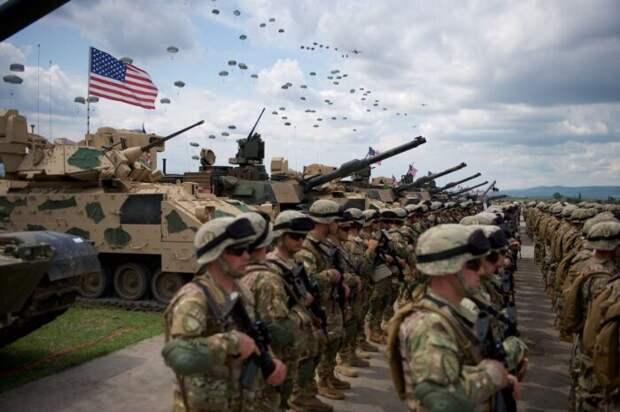 Белоруссия дает военный ответ наагрессивные действия США и НАТО