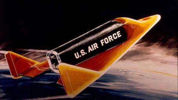 X-20 Dyna-Soar, американский космический разведчик-бомбардировщик