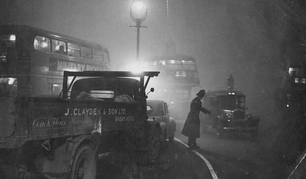 Реальная история: смертельный туман, уничтоживший десятки тысяч жизней