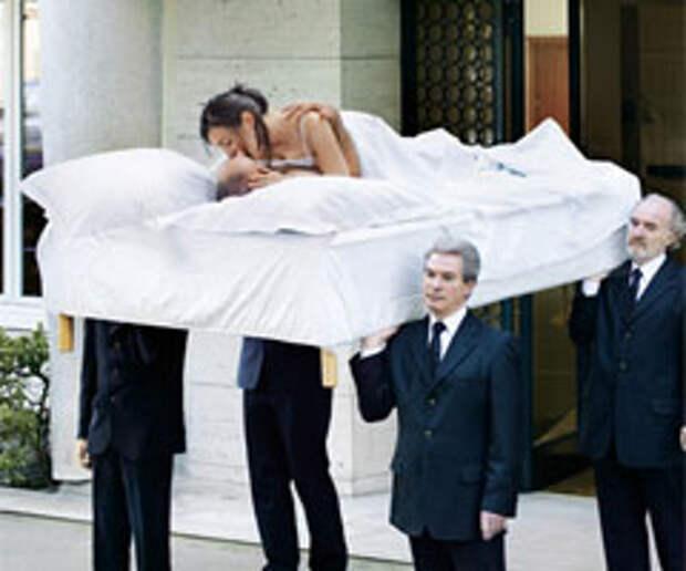 Живые мертвецы по-французски