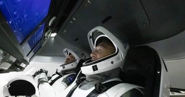 """""""Батут работает"""": НАСА и Маск в прямом эфире посмеялись над Рогозиным"""
