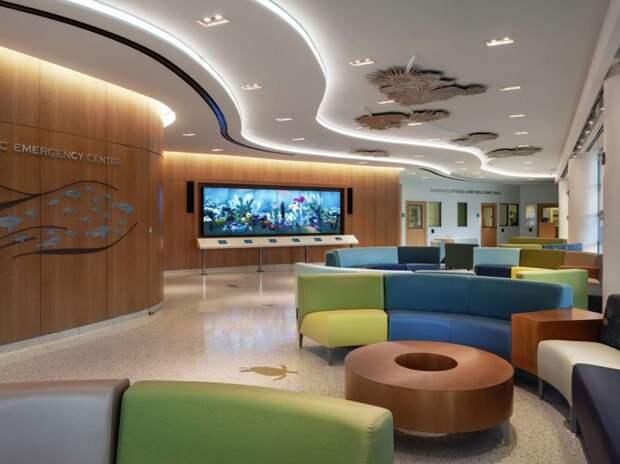 12. «Cohen Children's Medical Center», Нью-Йорк. больницы, дети