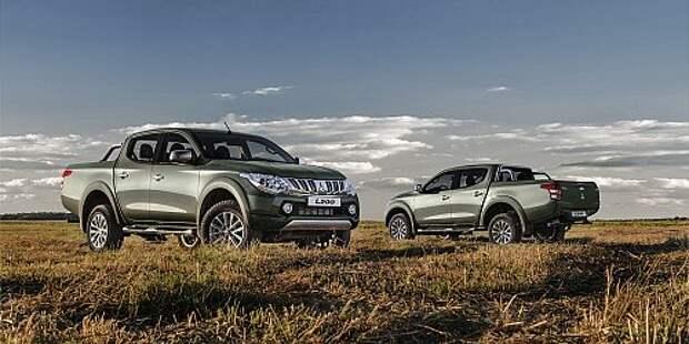 В России стартовали продажи Mitsubishi L200 нового поколения