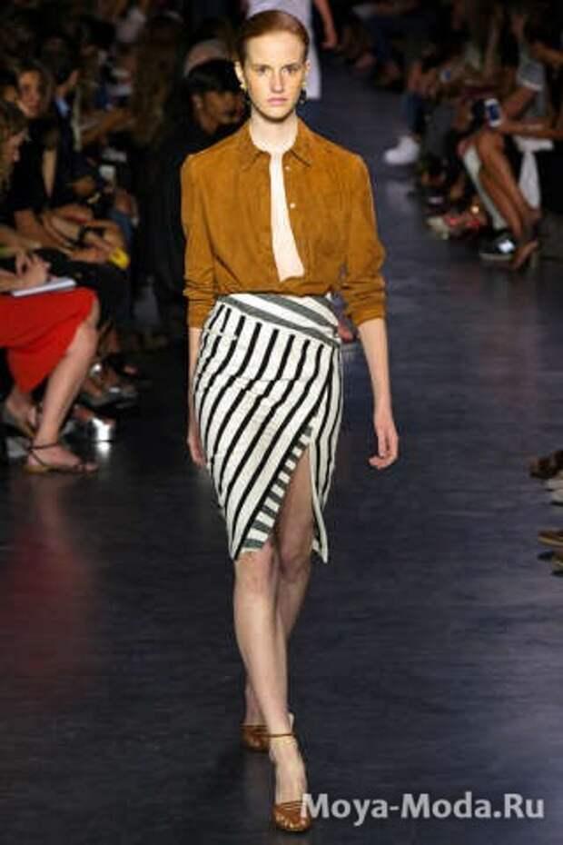 Модные юбки весна-лето 2015 Altuzarra
