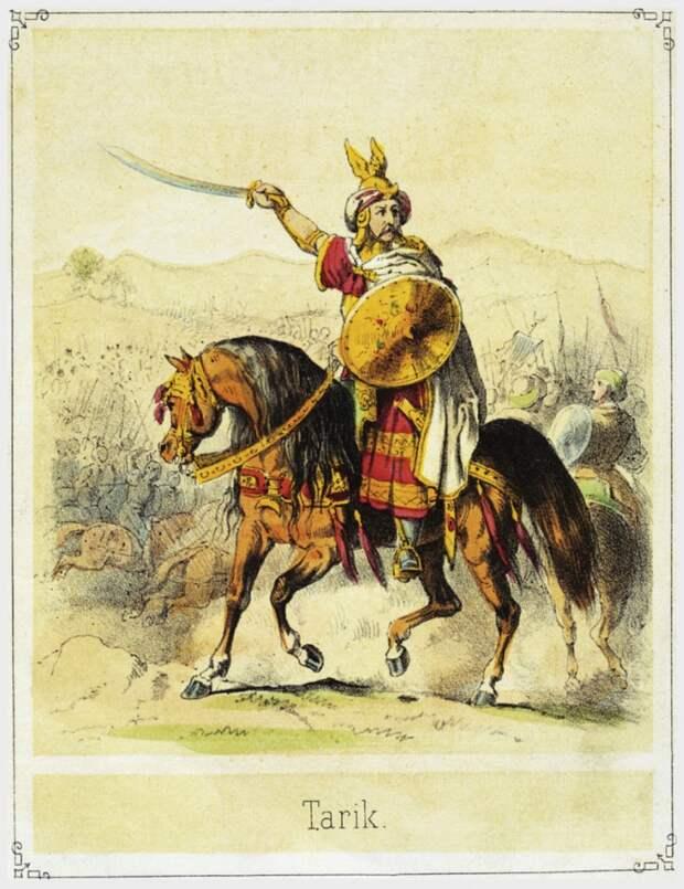 битва при гвадалете как арабы захватили испанию вестготы берберы реконкиста арабское завоевание испании отвратительные мужики disgusting men