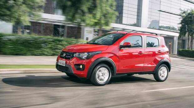 Fiat Mobi – дешево, сердито, по-бразильски