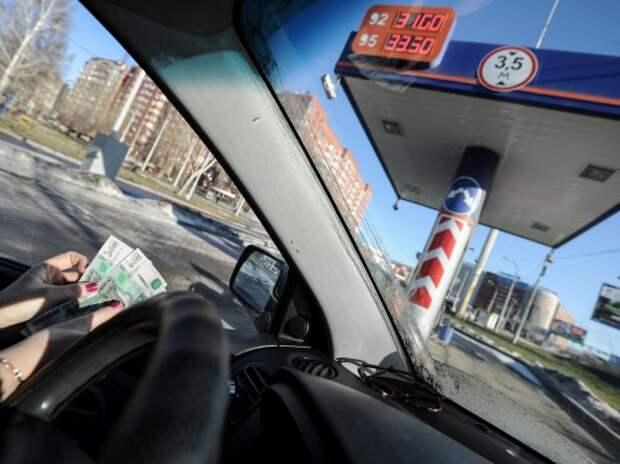 Как российские автомобилисты выбирают АЗС
