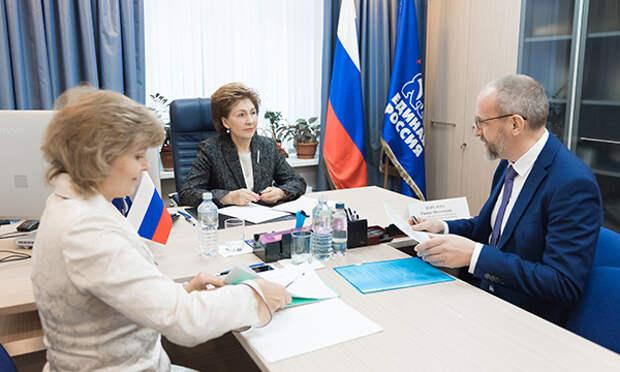 В неделю приемов граждан будет работать свыше 30 тыс. дополнительных площадок «Единой России»