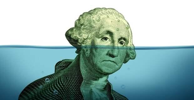 В октябре долларовой системе будет нанесен удар