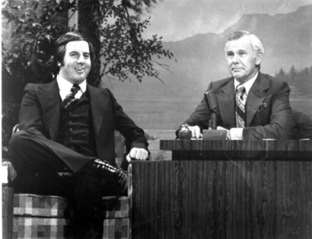Фрэнк Абигнейл выступает в телепередаче
