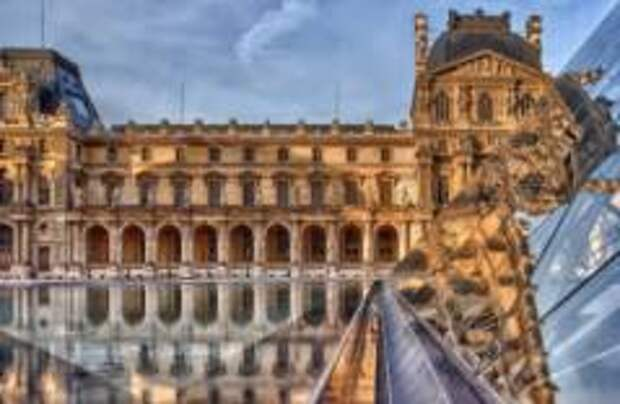 Лувр протестует против туристов
