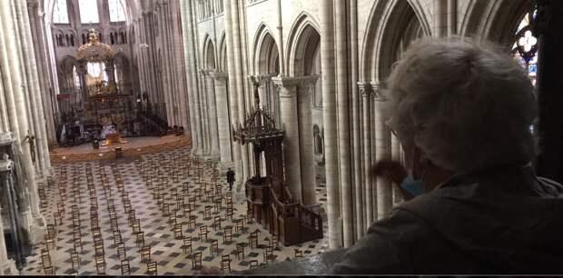 Жан-Жак Анно расскажет про пожар в Соборе Парижской Богоматери