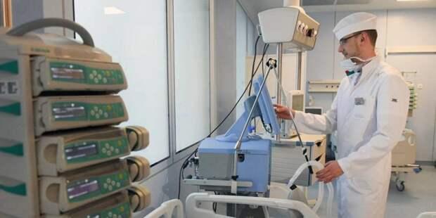 Число выздоровевших от коронавируса в Москве увеличилось до 70 человек. Фото: mos.ru
