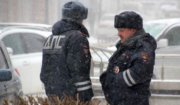 Из-за непогоды в Оренбуржье ограничено движение на трех трассах