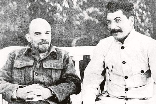 Правители, показавшие максимальный положительный результат правления: Ленин, Сталин...